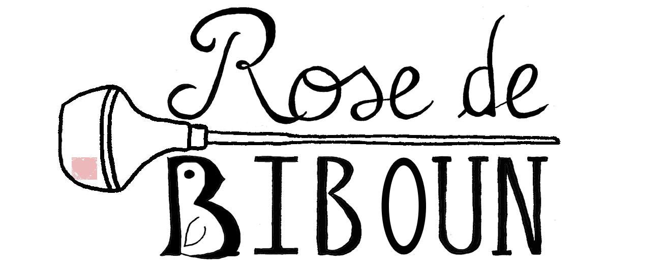 Logo Rose de Biboun