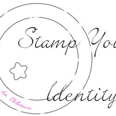 Coffret Stamp Your Identity Tampons sur-mesure gravés main