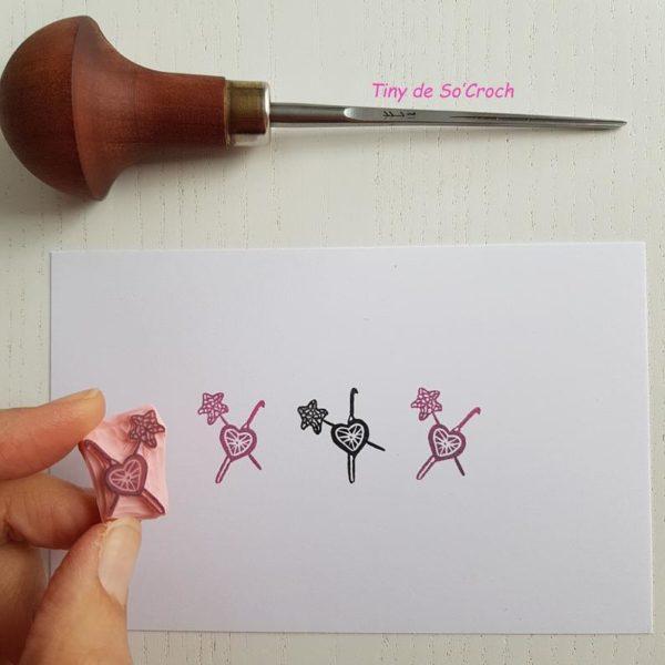 Tiny des créatrices chez Rose de Biboun