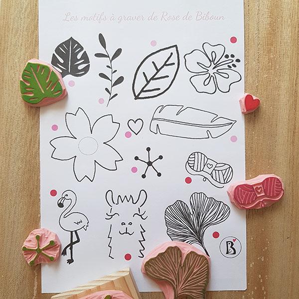 Formation gravure de tampons