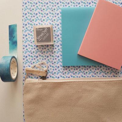 kit créatif impression textile